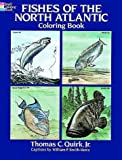 img - for Fishes of the North Atlantic Coloring Book (The Colouring Books) book / textbook / text book