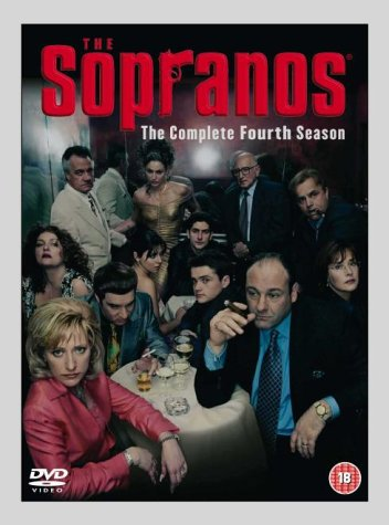 The Sopranos: Complete HBO Season 4 [1999] [DVD]