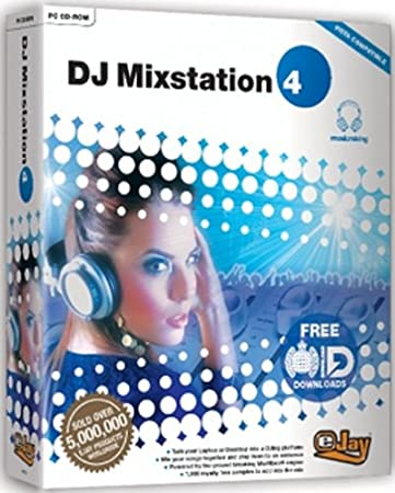 DJ Mix Station 4 (PC)