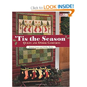 Tis the Season: Quilts and Other Comforts book