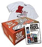 JUST FOR KICKS/ジャスト・フォー・キックス スペシャルBOX (完全限定生産) [DVD]