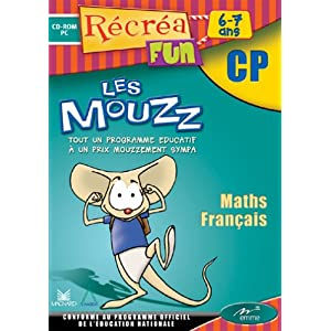 Les Mouzz 4.CP (6-7 ans  [PC- French] [FS]