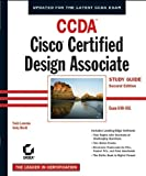 img - for CCDA: Cisco Certified Design Associate Study Guide, 2nd Edition (640-861) by Todd Lammle (2003-07-16) book / textbook / text book