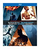Christopher Nolan: Directors Collection (Memento / Insomnia / Batman Begins / The Dark Knight / Inception) [Blu-ray]