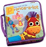 Lamaze Cloth Book, Tale of Sir Prance-a-Lot Kids, Infant, Child, Baby Products