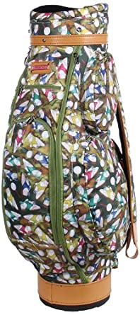 Sydney Love Green Golf Duffle Bag by Sydney Love
