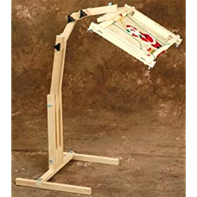 Adjustable Craft Floor Stand