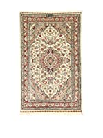Eden Carpets Alfombra Kashmirian Marrón/Multicolor 123 x 76 cm