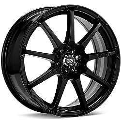 Enkei EDR9, Performance Series Wheel, Black (16×7″ – 5×100 & 5×114.3, 38mm Offset) 1 Wheel/Rim