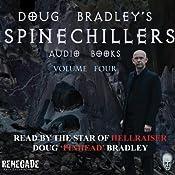 Doug Bradley's Spinechillers, Volume Four: Classic Horror Short Stories | [Edgar Allan Poe, Howard Phillips Lovecraft, Montague Rhodes James, Charles Dickens, Ambrose Bierce]
