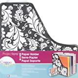 Advantus Cropper Hopper Projections Expandable Paper Holder, 13.5 by 14.25 by 1-Inch, Expands to 9-Inch