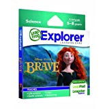 Toy / Game LeapFrog Explorer Learning Game: Disney Pixar Brave (Teaches Life Science, Earth And Much