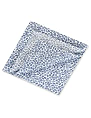 2 Pack Pure Cotton Paisley Print Handkerchiefs