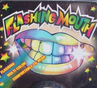 Set of 12-Flashing Mouth Piece