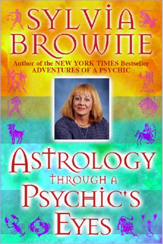 Image for Astrology Through a Psychic's Eyes