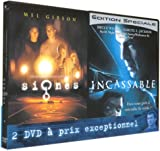 echange, troc Signes / Incassable - Bipack 2 DVD