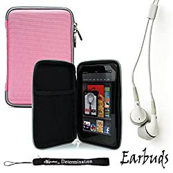 Ebigvalue Tablet Cover Case - Pink