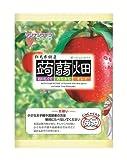 マンナンライフ 蒟蒻畑 りんご味 (25g×12個)×12袋 ランキングお取り寄せ