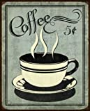 Retro Coffee I by Harbick, N - fine Art Print on PAPER : 22 x 27 Inches
