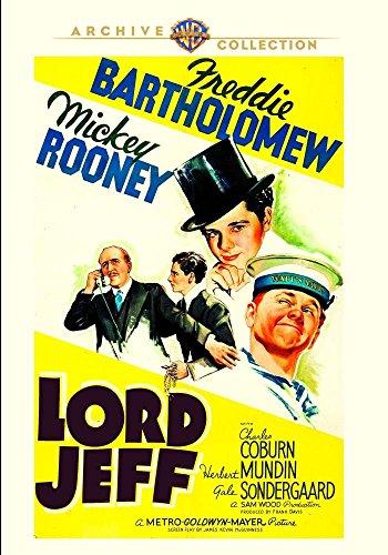 DVD : Lord Jeff