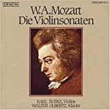モーツァルト生誕250年記念BOX モーツァルト:ヴァイオリンソナタ全集