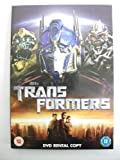 Transformers [DVD][Rental Copy]
