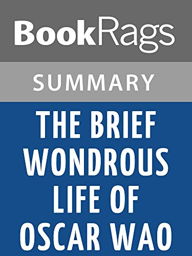 analysis of the brief wondrous life But its current production, based on junot diaz's novel the brief wondrous life  of oscar wao, adapted and directed by elise thoron for the.