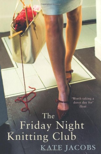 Friday Night Knitting Club : Tripfiction knitting novels set in manhattan and england