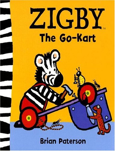 Zigby - The Go-Kart: Go-kart v. 1