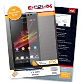 AtFolix Premium Screen Protectors for Sony Xperia L Crystal Clear