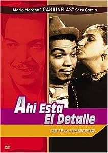 "Cover of ""Ahi Esta el Detalle"""