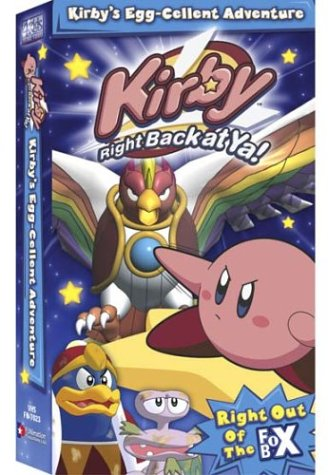Kirby: Right Back at Ya!: Vol. 3: Kirby's Egg-Cellent Adventure (Kirby Right Back At Ya Books compare prices)