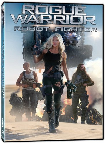 DVD : Rogue Warrior: Robot Fighter (Widescreen, Dolby, AC-3, )