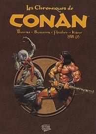 Les Chroniques de Conan, Tome 11 : par Ernest Jones