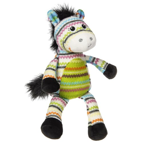 "Mary Meyer Knit Picks Zebra 12"" Plush front-314228"