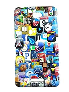 NEU SPEED HIGH QUALITY BACK CASE COVER FOR SONY XPERIA E4 MULTI-10