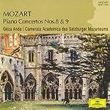 モーツァルト:ピアノ協奏曲第8番&第9番