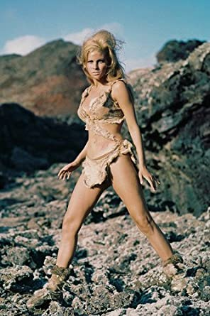 Raquel Welch Classic One Million Years B.C Sexy 24x36 Poster at Amazon