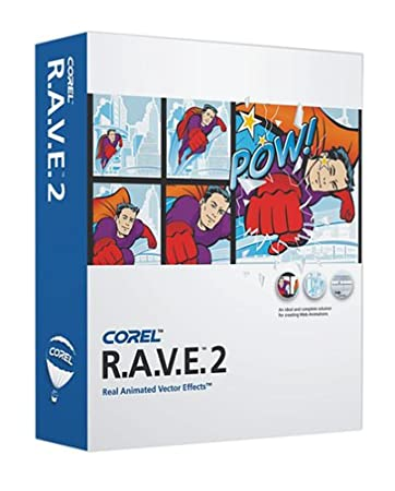 Corel Rave 2
