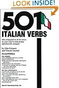 501 Italian Verbs (501 Verbs Series)