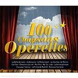 """Afficher """"100 Chansons opérettes"""""""