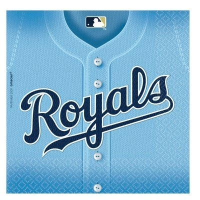 Kansas City Royals Party Napkins - 36 Ct