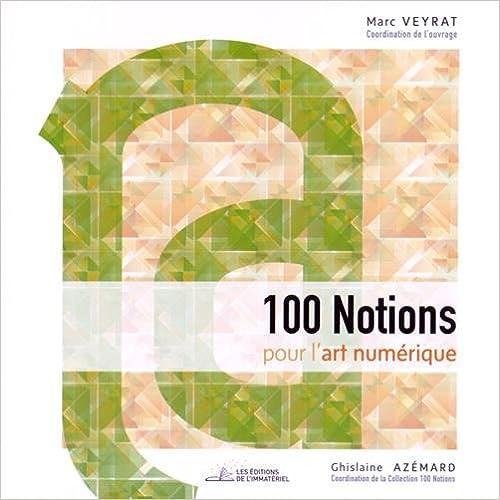 100 notions pour l'art numérique-visual