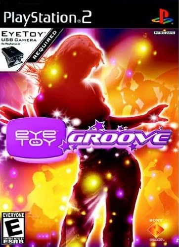 Eye Toy Groove (WITH CAMERA) for PS2