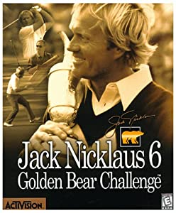 Jack Nicklaus 6 Golden Bear Challenge (Jewel Case) - PC
