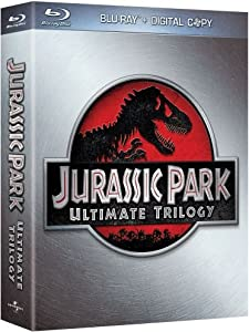 Jurassic Park - Ultimate Trilogy [Édition Ultime - Blu-ray + Copie digitale]
