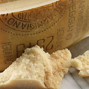 Parmigiano Reggiano Top Grade - Pound Cut (15.5 ounce) by igourmet