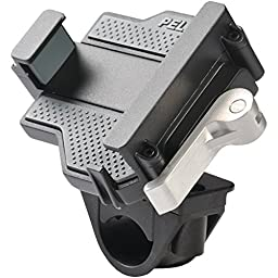 Pelican Ce1020-bk1a-dd0 Progear Bicycle and Handlebar Phone Mount  - Retail Packaging - Black