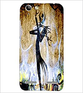PrintDhaba Abstract Image D-4384 Back Case Cover for LENOVO VIBE K5 PLUS (Multi-Coloured)