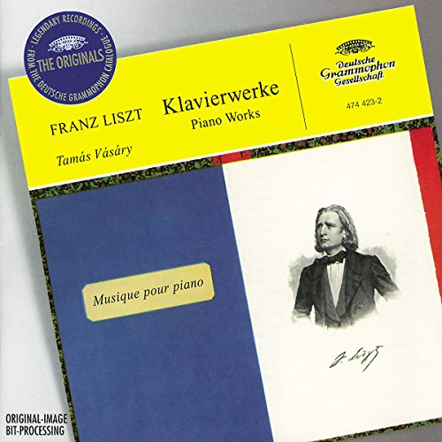 liszt-piano-works